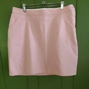 Aventura pink skirt